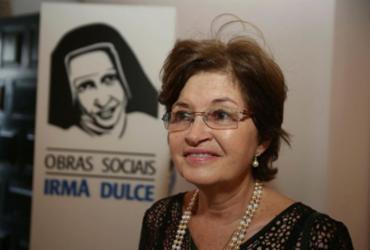 Maria Rita Lopes Pontes receberá primeira Medalha Irmã Dulce | Joá Souza | Ag. A TARDE