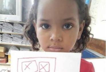 Menina de cinco anos morre após ser baleada em Realengo, no Rio | Reprodução | Arquivo pessoal