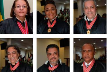Seis procuradores do MP disputam vaga de desembargador no TJ-BA | Divulgação | MP-BA