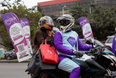 Aplicativo de moto para passageiros chega a Salvador | Divulgação