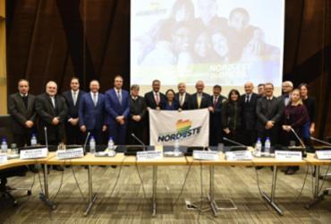 Governadores do Nordeste apresentam oportunidades de negócios na França | Elisa Elsie