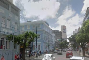 Pescadores e marisqueiras fazem caminhada no centro de Salvador | Reprodução | Google Street View