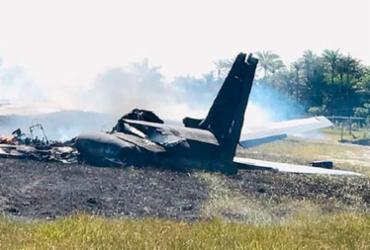 Piloto de avião que caiu em Maraú recebe alta hospitalar | Camamu Notícias | Divulgação