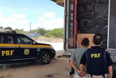 PRF apreende carga de cigarros contrabandeado avaliada em R$ 2 milhões | Divulgação | PRF