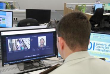 Reconhecimento facial: homem é preso com o auxílio da tecnologia | Divulgação|SSP