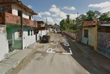 Prefeitura autoriza início das obras de pavimentação em Lauro de Freitas | Reprodução | Google Street View