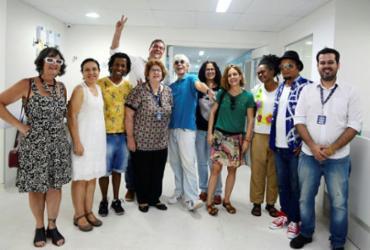 Artistas do CowParade vistam Martagão Gesteira | Shirley Stolze | Ag. A TARDE