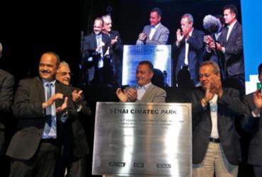 Primeira etapa do Senai Cimatec Park é inaugurada