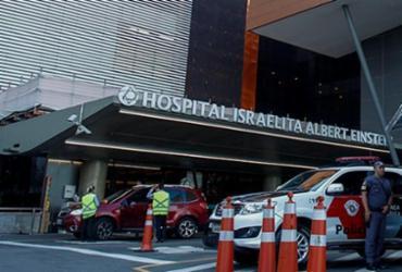 Vítimas foram encaminhadas ao hospital Albert Einstein, em São Paulo | Foto: Miguel Schincariol | AFP - Miguel Schincariol | AFP