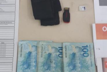 Homem é preso em operação contra quadrilha de assalto a bancos | Divulgação | SSP