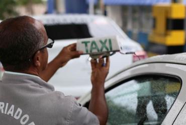 Taxistas de dois municípios baianos são convocados para verificação de taxímetros | Raul Spinassé | Ag. A TARDE