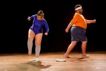 Em cartaz no Teatro Sesi, espetáculo provoca reflexão sobre gordofobia | Divulgação