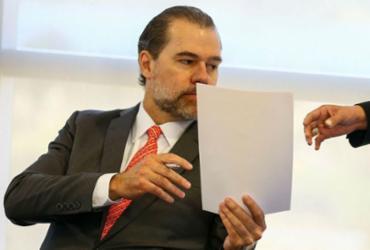 Toffoli recua e anula decisão que dava acesso a dados de 600 mil pessoas | Marcelo Camargo | Agência Brasil