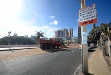 Trecho do Rio Vermelho é interditado até segunda-feira | Divulgação | Transalvador