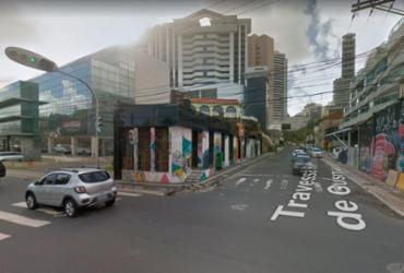 Trânsito entre Ondina e Rio Vermelho é interditado | Reprodução | Google Street View
