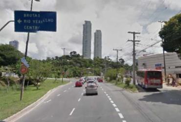 Pedestre é atropelado na avenida Juracy Magalhães Jr | Reprodução | Google Street View