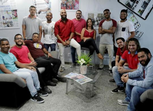 Jornal MASSA! mantém liderança na Bahia | Felipe Iruatã | Ag. A TARDE