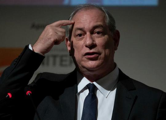 Ciro Gomes revela que Bellintani pode se filiar ao PDT | Mauro Pimentel | AFP