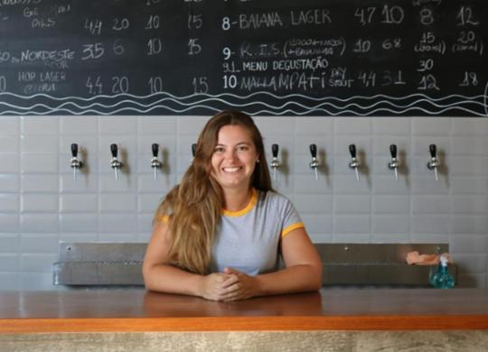 Empreendedorismo feminino: a presença da mulher no mercado cervejeiro | Guilherme Rubini | Cidadão Repórter