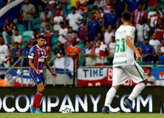 Defesa vai mal e Bahia faz campanha de rebaixado no segundo turno da Série A | Felipe Oliveira | EC Bahia