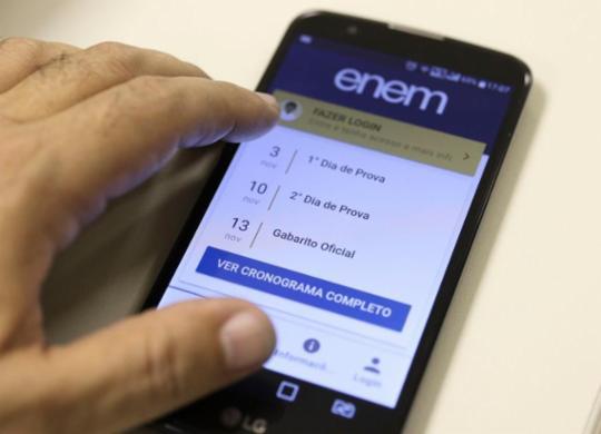 Gabaritos oficiais do Enem já estão disponíveis na internet | Marcello Casal Jr | Agência Brasil