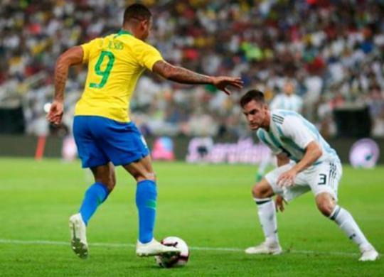 Brasil encara a Argentina para encerrar jejum de vitórias | Lucas Figueiredo | CBF