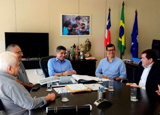Hotel Pestana será reaberto com ampliação de investimentos   Valter Pontes   Secom