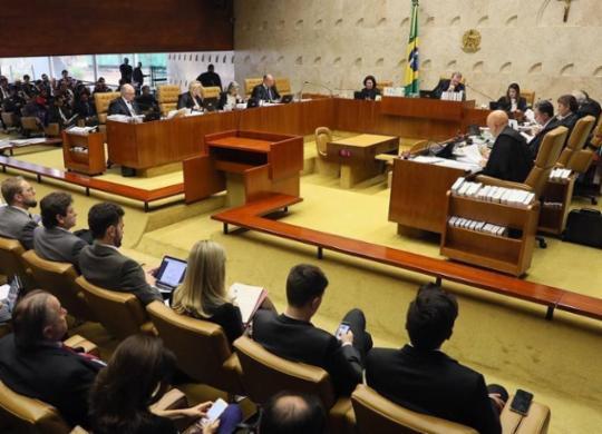STF volta a julgar uso de informações fiscais e bancárias | Nelson Jr | Divulgação