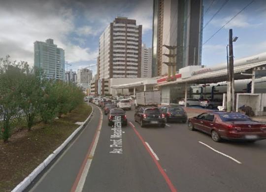 Prefeitura abrirá licitação para construção de nova ligação viária | Reprodução|StreetView
