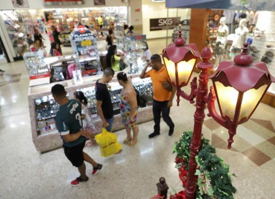 Greve dos comerciários é inviável, afirma presidente do Sindilojas | Uendel Galter | Ag. A TARDE