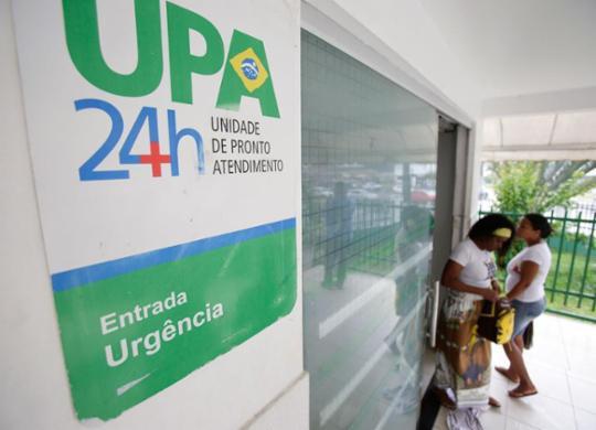 Médicos restringem atendimento em UPAs de Salvador | Raul Spinassé | Ag. A TARDE