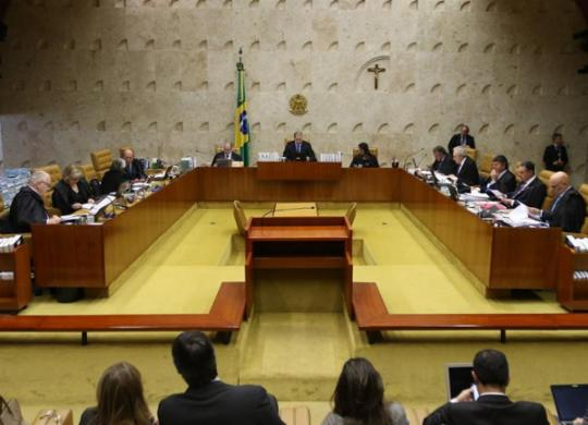 Moraes vota a favor do envio de dados da Receita e do antigo Coaf | Fabio Rodrigues Pozzebom | Agência Brasil