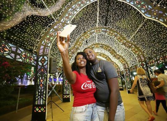 Natal Salvador tem portal exclusivo com principais atrações da cidade | Uendel Galter | Ag. A TARDE