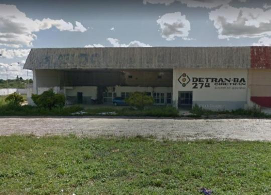 Operação na Bahia desarticula esquema de compra de CNHs | Reprodução | Google Street View