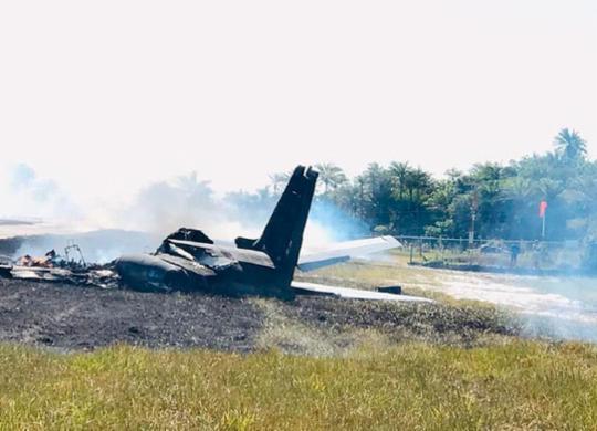 Piloto de avião que caiu em Maraú recebe alta do HGE | Camamu Notícias | Divulgação