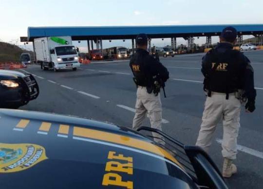 PRF inicia operação para o feriado nas estradas federais | Divulgação | PRF