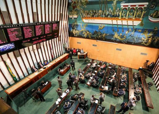 Governo Rui envia PL à AL-BA para estender contrato Reda para 72 meses | Vaner Casaes | ALBA Divulgação