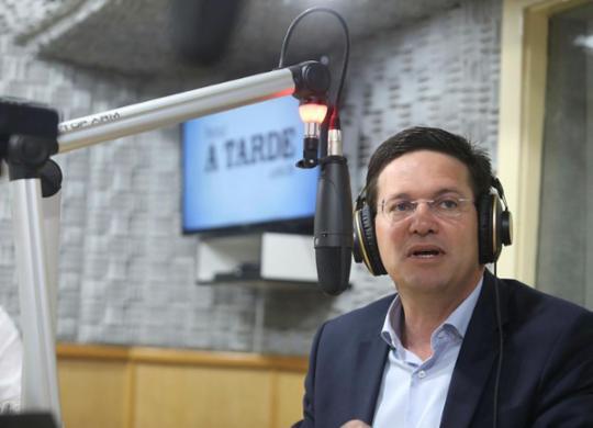 João Roma afirma que PEC da prisão em segunda instância diminuirá a impunidade   Felipe Iruatã   Ag. A TARDE