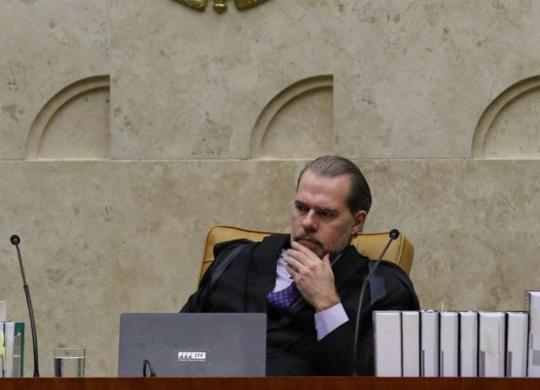 Toffoli vota por limitar compartilhamento de dados financeiros   Fabio Rodrigues Pozzebom   Agência Brasil