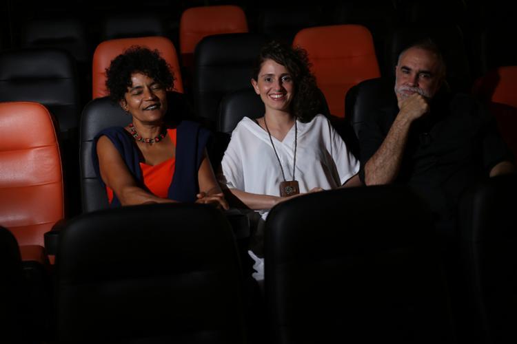 Elenco conversou sobre repercussão do longa com o Cineinsite   Foto: Raphael Muller   Ag. A TARDE - Foto: Raphael Muller   Ag. A TARDE
