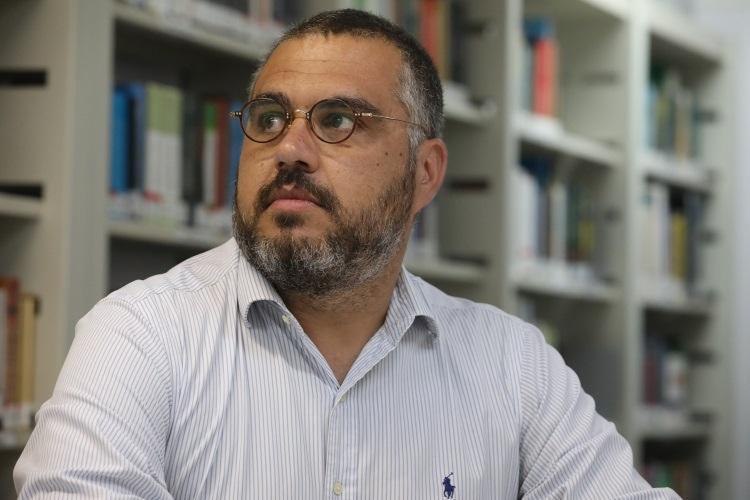 O jurista português coordena o Centro de Apoio ao Sem Abrigo (Casa), em Coimbra - Foto: Felipe Iruatã / Ag A Tarde