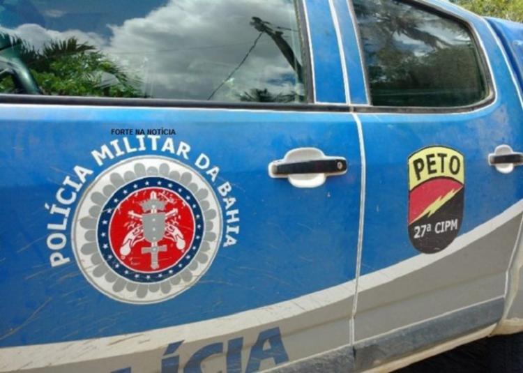 Jovem foi encaminhado por uma ambulância municipal para para o Hospital Regional de Santo Antônio | Foto: Reprodução | Forte de Notícias - Foto: Reprodução | Forte de Notícias