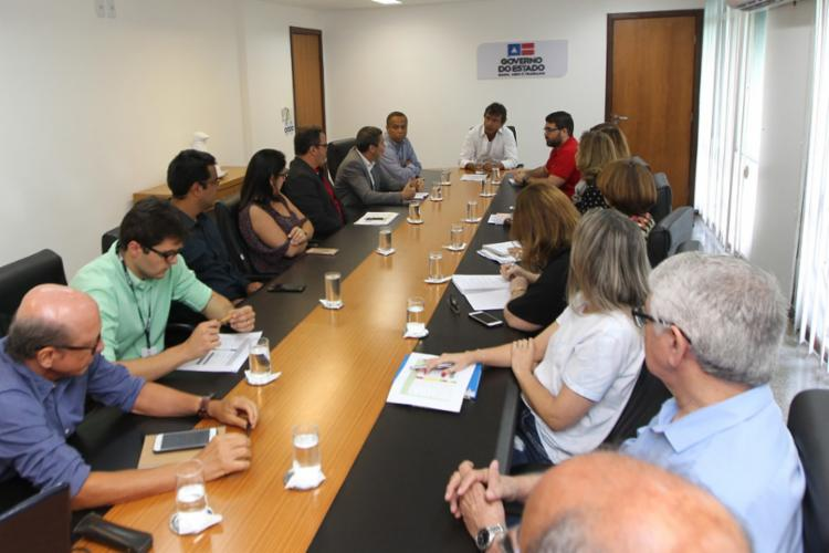 A Secom foi uma das primeiras unidades da administração estadual a aderir voluntariamente à iniciativa | Foto: Fernando Vivas | GOVBA - Foto: Fernando Vivas | GOVBA