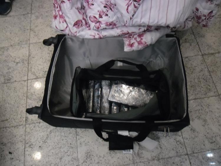 Esquema de tráfico foi descoberto após apreensões no Aeroporto Internacional de São Paulo. Foto: Divulgação | PF - Foto: Divulgação | PF