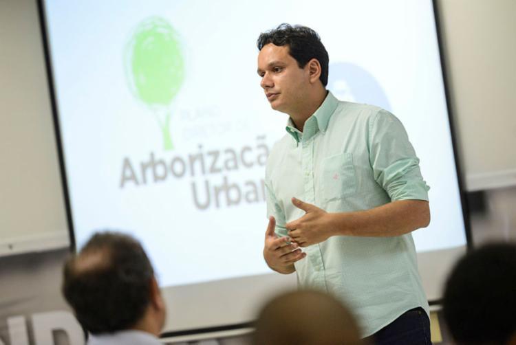 Secretário terá mandato de três anos como vice-presidente da entidade | Foto: Marcelo Gandra | Divulgação - Foto: Marcelo Gandra | Divulgação