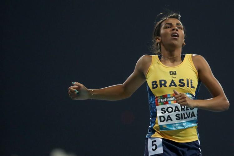 Rayane Soares é um dos destaques do Brasil no torneio   Daniel Zappe   EXEMPLUS   CPB - Foto: Daniel Zappe  EXEMPLUS   CPB