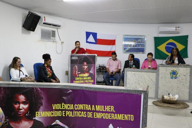 Assembleia faz parte de agenda de audiências itinerantes da Alba   Foto: Divulgação - Foto: Divulgação