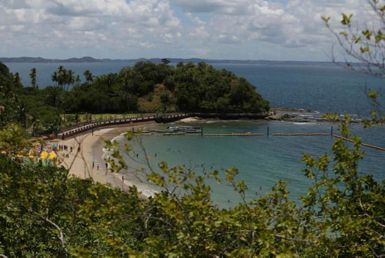 Baía de Todos-os-Santos pode ter plano diretor em 2020 | Foto: Joá Souza | Ag. A TARDE - Foto: Joá Souza | Ag. A TARDE