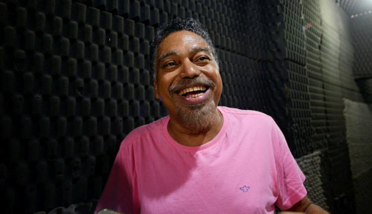 Jorge Portugal é poeta, educador e ex-secretário de Cultura   Foto: Shirley Stolze   Ag. A TARDE - Foto: Shirley Stolze   Ag. A TARDE