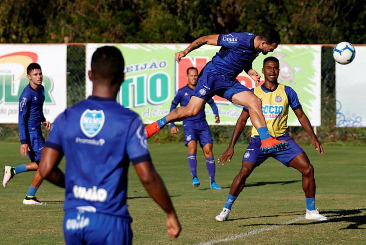 Tricolor enfrenta o Palmeiras na Arena Fonte Nova   Foto: Felipe Oliveira / EC Bahia - Foto: Felipe Oliveira / EC Bahia